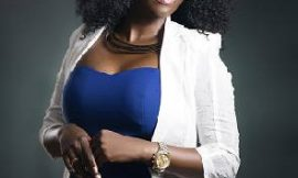 Maame Adjoa of 'My Home' fame bares it all
