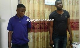 Two Nigerians arrested for movie, music piracy