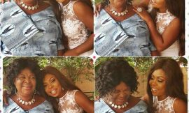 Photo: Check out Afia Schwarzenegger's mother