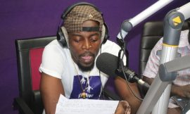 Kwaw Kese Hosts Ampluzz To Talk About His Foundation