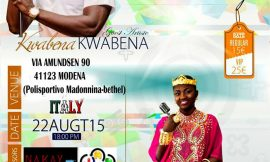 """NAKAY Productions Hosts """"African Wear Party"""""""