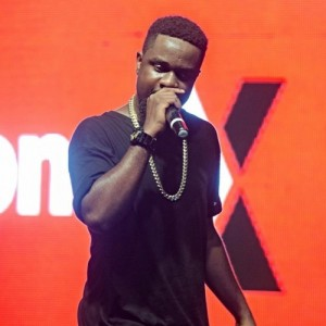 Sarkodie Rocks Glo Mega Show On October 20