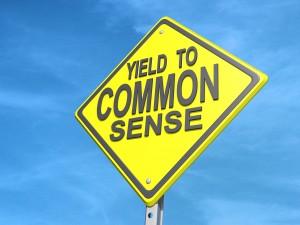 Common  Sense is Dead!