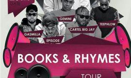 """""""Books & Rhymes"""" Album tour – Sunyani & Techiman This Weekend"""