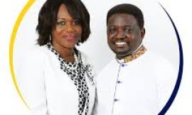 Bishop Agyin Asare celebrates 30 years of love