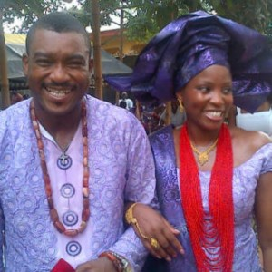 My Wife is Too Big For Nigerian Hospitals — Actor