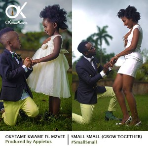 Small Small Okyeame Kwame Ft Mzvee Lyrics