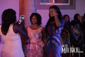 Miss Malaika 2015 unveil the ladies