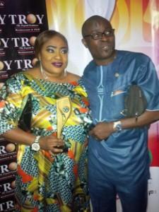 Photos:Foluke Daramola Reportedly Pregnant For New Hubby