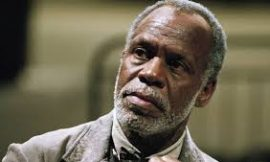 Hollywood Actor Danny Glover Arrives in Nigeria