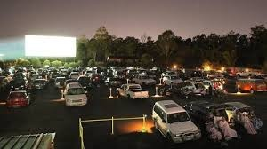 Who Organises The Next Drive InTheatre In Ghana?