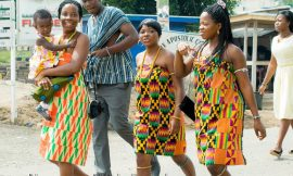 Kente festival of the Chiefs and People of Agotime Kpetoe in the Volta Region…
