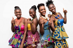 MEET FOUR FINALISTS FROM MISS GHANA 2015 TAKORADI AUDITIONS