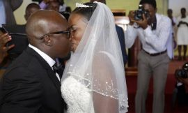 All Pictures Of TV3'S Odelia Ofori Wedding