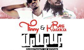 Up Up Up ~ Ras Kuuku & Tinny