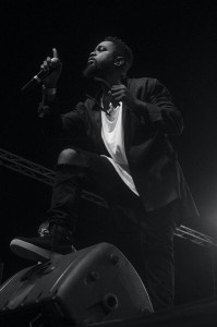 Photos From Sarkodie's Show At Legon