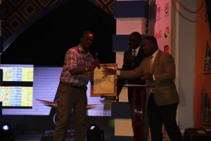 Pictures  from Ghana Basketball  Awards