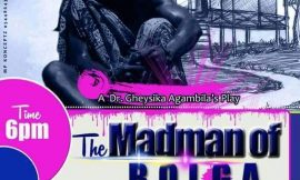 "Arts Centre to come alive with "" The Mad Man Of Bolga"""
