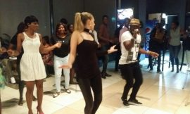 Pictures From Flash Mob Ghana workshop  with Olando  Amoo