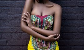 Some Pretty Dashiki Styles To Rock!