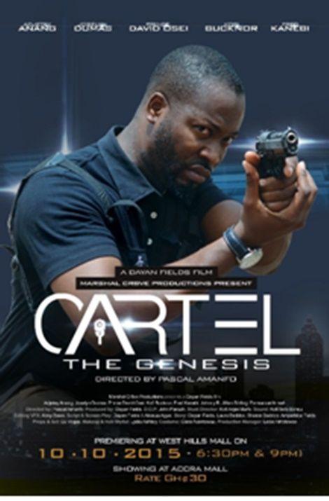Silverbird Premieres CARTEL (The Genesis)