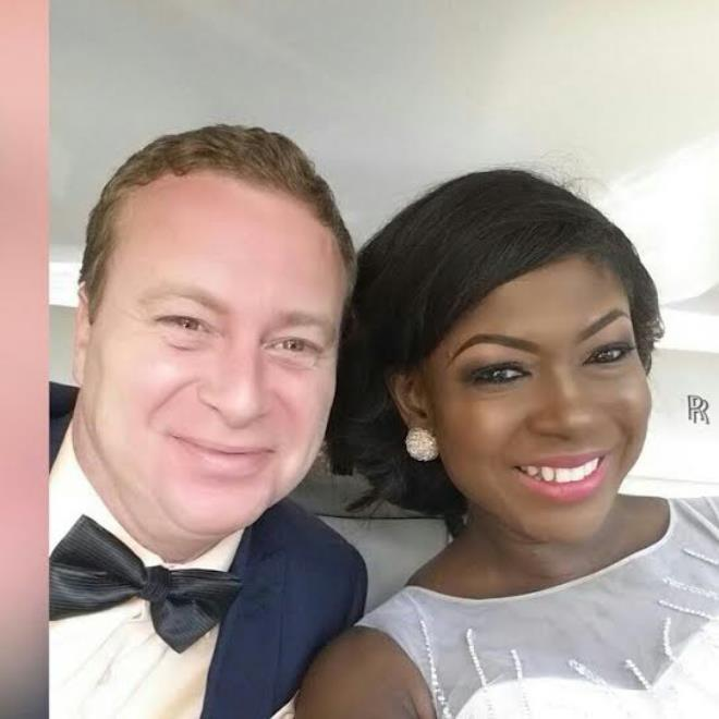 Photos: SUSAN PETERS MARRIES WHITE LOVER IN GRAND STYLE