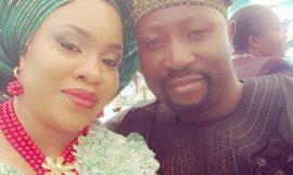 NOLLYWOOD ACTRESS, MOSUN FILANI SNUBS MARRIAGE CRASH RUMOUR