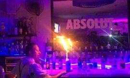 Photos: Absolut Party experience @ champs bar