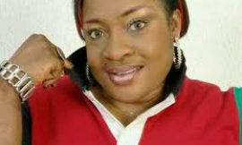 MY HUBBY CAN'T DUMP ME BECAUSE OF MY SIZE—FOLUKE DARAMOLA