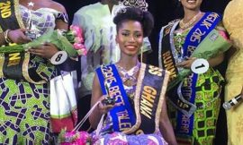 Adjoa Serwaa Obeng is Miss Ghana UK 2015