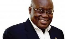 Akufo-Addo congratulates Jefferson Sackey