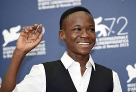 Abraham Attah lied about his age – 'Beasts of No Nation' director