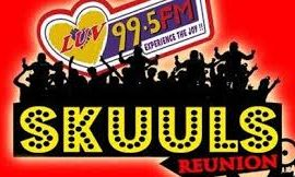 Old Skuuls Reunion: Tinny shows up; promises a festival, Saturday