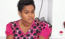 Actress Vivian Jill transferred to Kumasi for further treatment