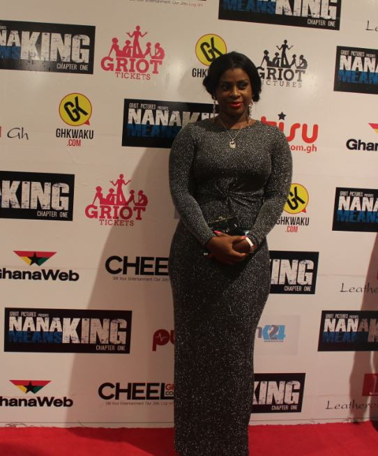 Photos: the premiere of 'Nana Means King'