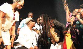 Rocky Dawuni nominated for Best Reggae Album | Grammy Awards