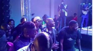 Kwaisey Pee @ Asamoah Gyan's Party