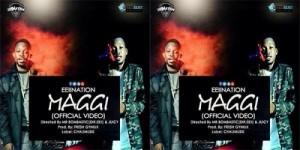 Maggi ft Kra Chi ~ Eeii Nation