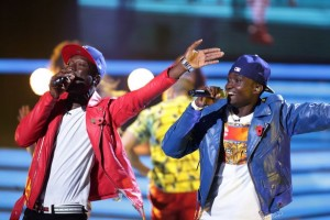 I love you guys – Simon Cowell tells Reggie N Bollie