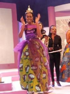 Kuukua Korsah wins Miss Malaika 2015