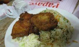My Review  On Papaye  Restaurant