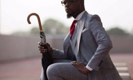 Kofi Okyere Darko (KOD) on a SWAG