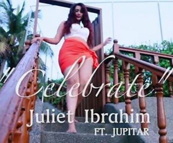 Visuals: Celebrate ~ Juliet Ibrahim ft Jupitar