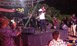 """Samini Launches """"Breaking News"""" Album Check out Pictures"""