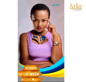 Nana Ama Mcbrown Is Lydia Woman Of The Week