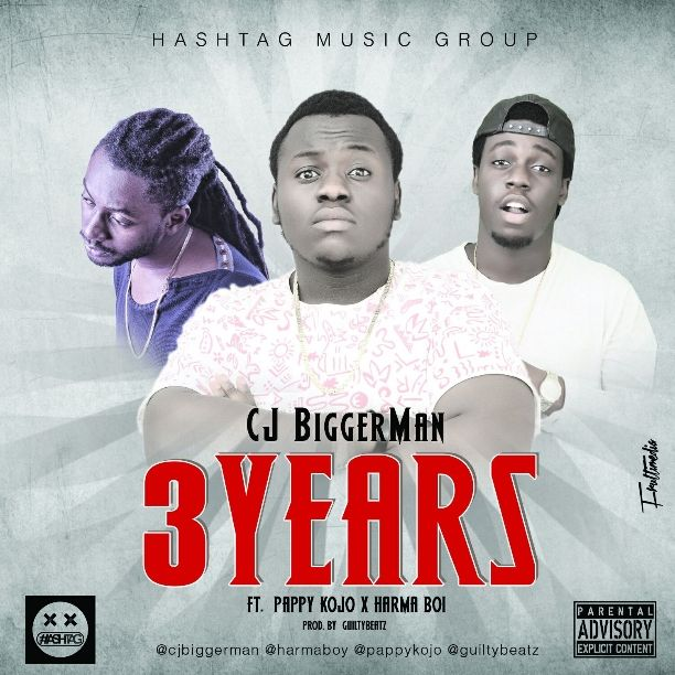 CJbiggerman to Collaborate With Pappy Kojo on New Single '3 Years' By