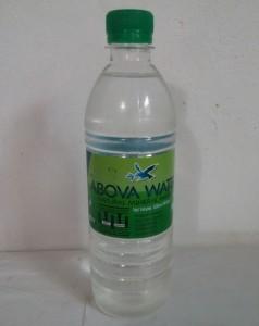 Venture into water production|Kobbi Blaq