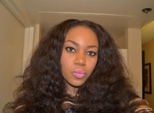 Yvonne Nelson Demands a Peaceful Christmas