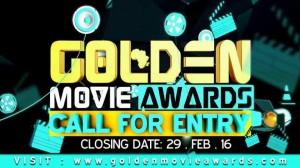 2016 Golden Movie Awards calls for entries