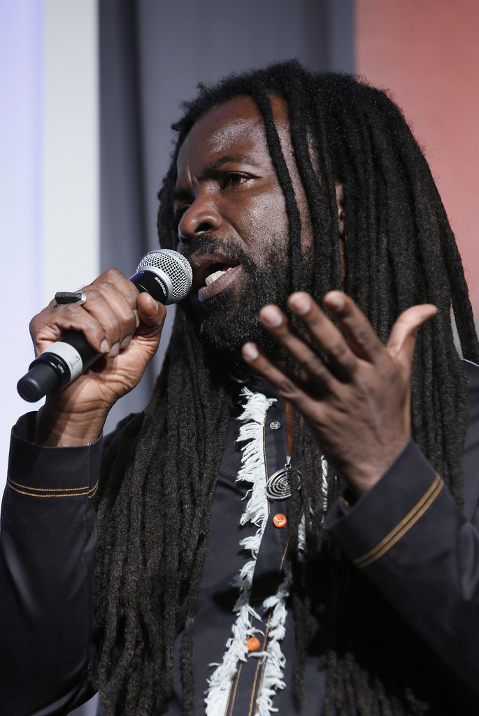 Rocky Dawuni responds to false story on GhanaWeb.